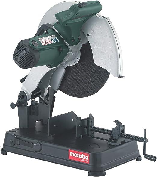 Power 2000W Metal Cutting Chop Saw 355mm Abrasive Disc Cut Off Saw 230V Corded