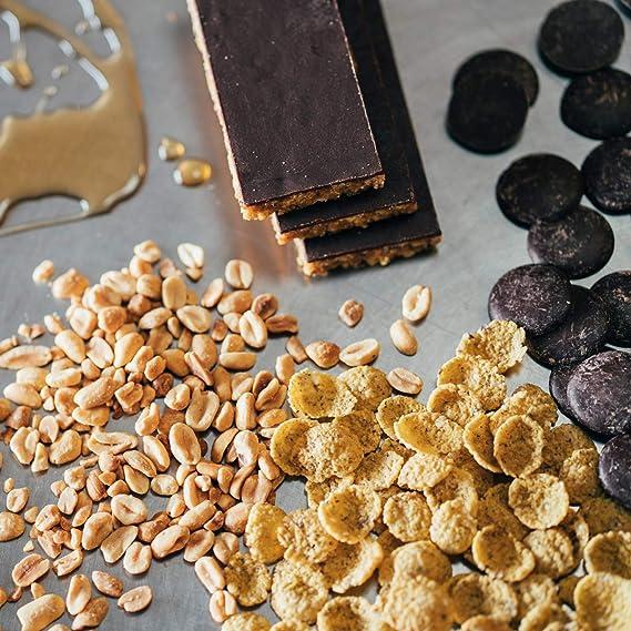 Taos Bakes Energy Bars - Chocolate con mantequilla de maní + ...