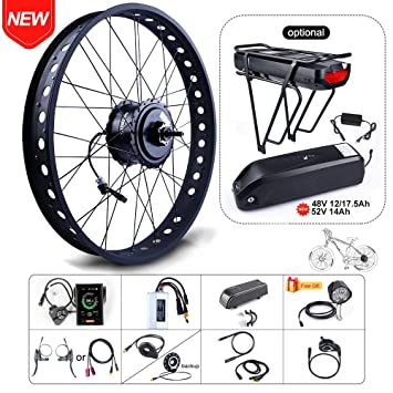 Amazon Com Bafagn 48v 750w Ebike Conversion Kit For All