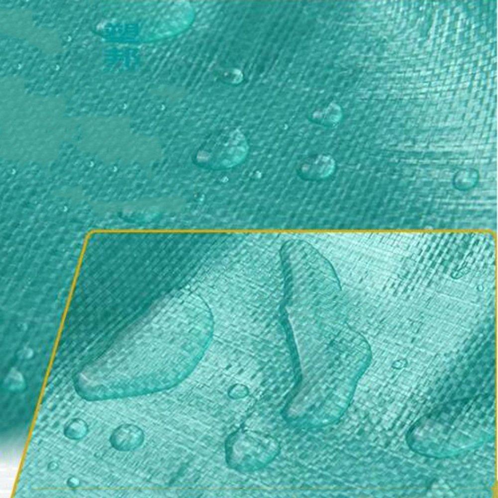 AJZXHE Staubschützender windundurchlässiger Hochtemperaturantischutz Freien der Plane LKW-Plane im Freien Hochtemperaturantischutz im Freien, grün -Plane 787ee5