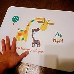Amazon バスマット 珪藻土 速乾 Inotoday 60 39 0 9cm きりんl 浴室足ふきマット ホーム キッチン オンライン通販