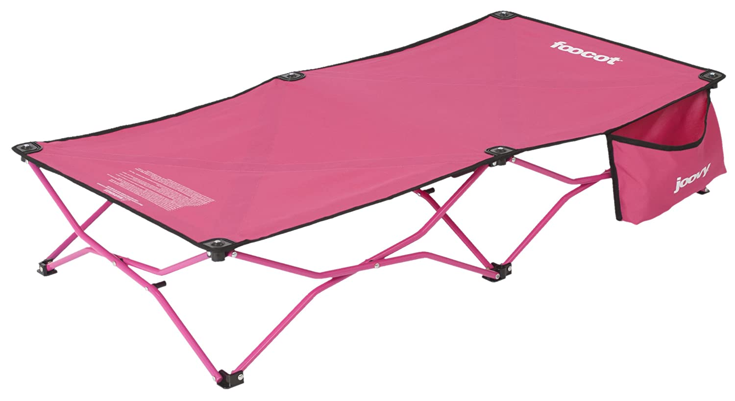 Amazon Joovy Foocot Portable Child Cot Pink Discontinued By Manufacturer Baby