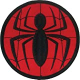 Ata-Boy Marvel Comics Spider-Man Logo Officially Licensed Patch, Pin and More!