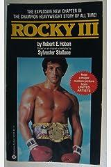 Rocky III Mass Market Paperback