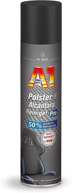 Dr. Wack - A1 Polster-/Alcantara-Reiniger Pro - Reinigung Alcantara Sofa