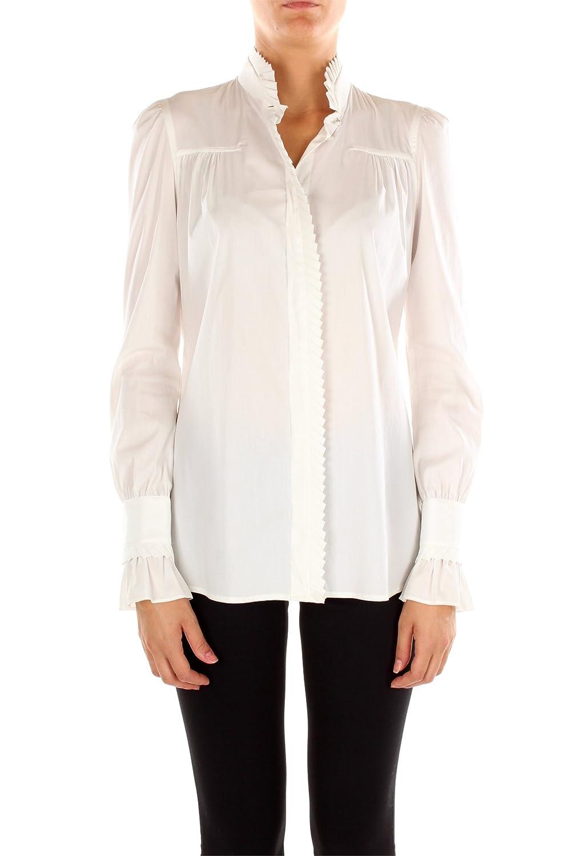 S04DL0038N35405010 Cavalli Just Shirts Women Cotton White