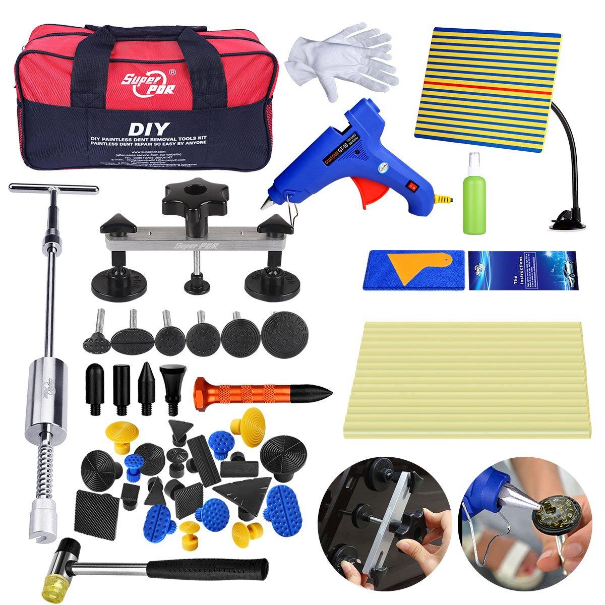 Dent Repair Tools Kit Pdr Tool for Car Body Dent Repair (PB-20)