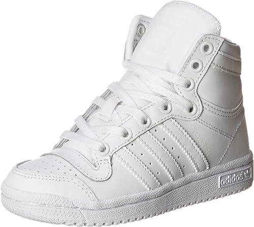 Big Kid adidas Originals Top Ten Hi J Basketball Shoe