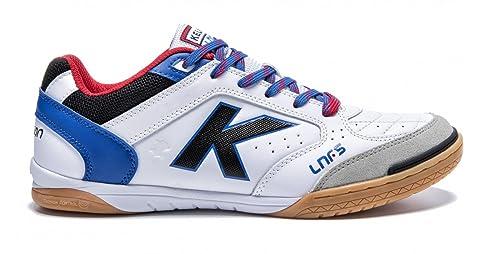 Precision Lnfs 18, Zapatillas de Fútbol Sala para Hombre, Blanco (Blanco 6), 45 EU Kelme