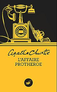 laffaire protheroe nouvelle traduction revisee masque christie
