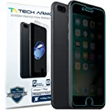 Tech Armor 4Way 360 Degree Privacy Apple iPhone 7 Plus (5.5-inch) Film Screen Protector [1-Pack] for Apple iPhone 7 Plus