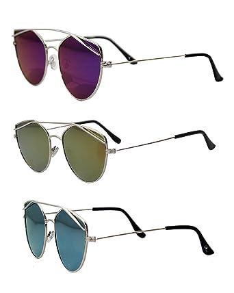 78c29f95fc Rst Aviator Unisex Sunglasses Pack Of 3 (Rst-B-Qc30