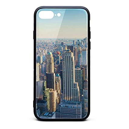 Amazoncom New York City Wallpaper Phone Case For Iphone 7