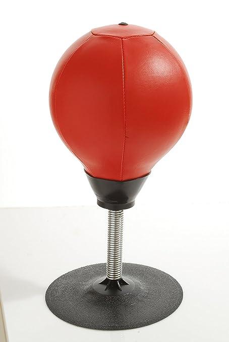 TechAffect ® Desktop Punch Ball Homeoffice Stress Beater
