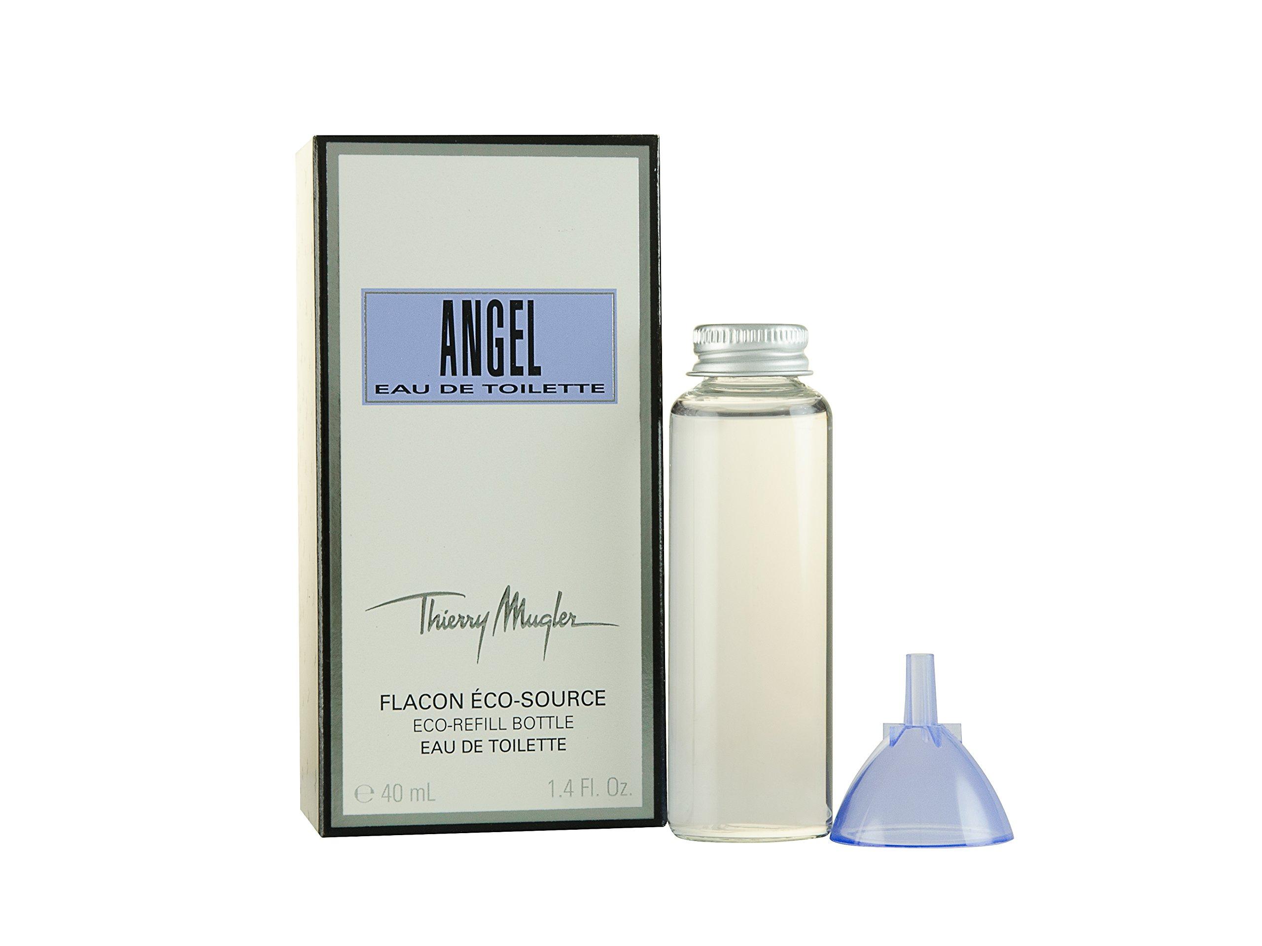 Thierry Mugler Angel Eau de Toilette for Women (Eco Refill Bottle), 1.4 Ounce by Thierry Mugler (Image #1)