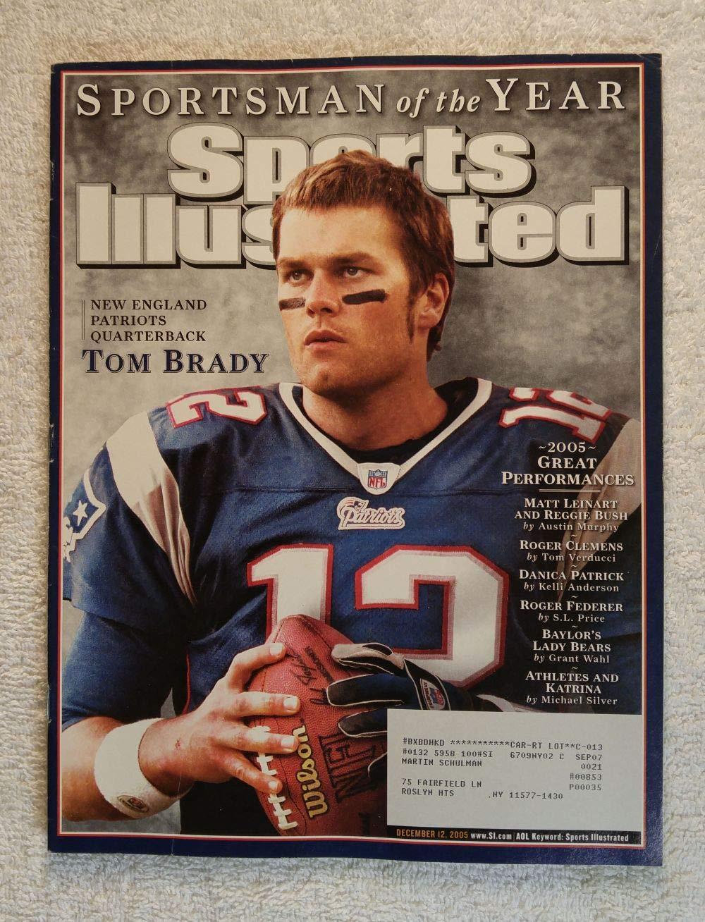 Amazon com: Tom Brady - New England Patriots - Sportsman of