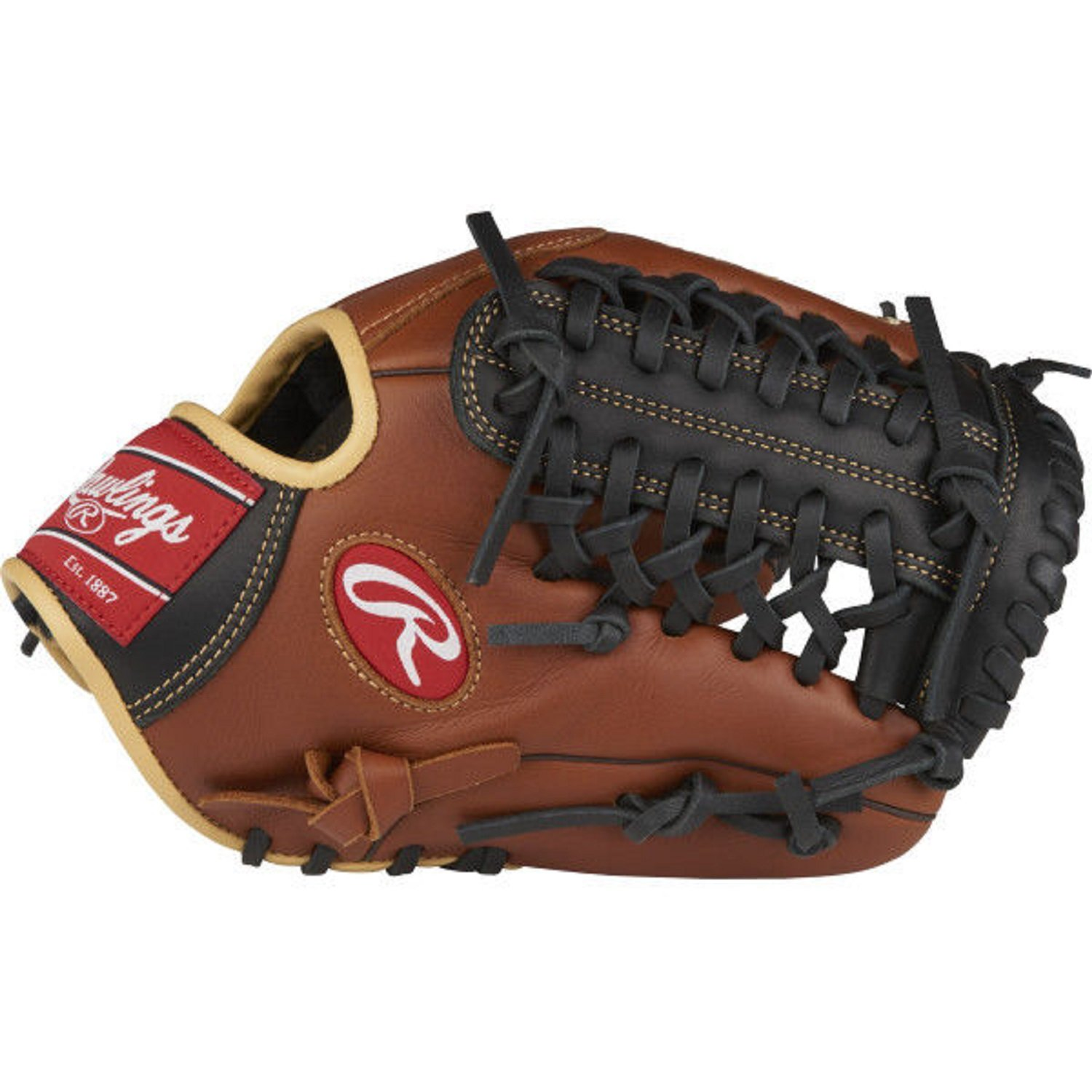 熱販売 Rawlings Sandlot Series B078GDFCZB Right 11 3/4
