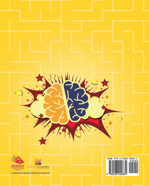 Amazon.com: Juegos Explosivos : Laberintos Libros (Spanish Edition) (9780228220831): Activity Crusades: Books