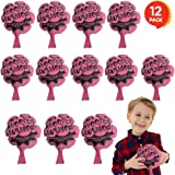 ArtCreativity 6 Inch Mini Fart Whoopee Cushions - Set of 12 - Fun Whoopee Noise Makers for Kids and Adults - 100% Non…