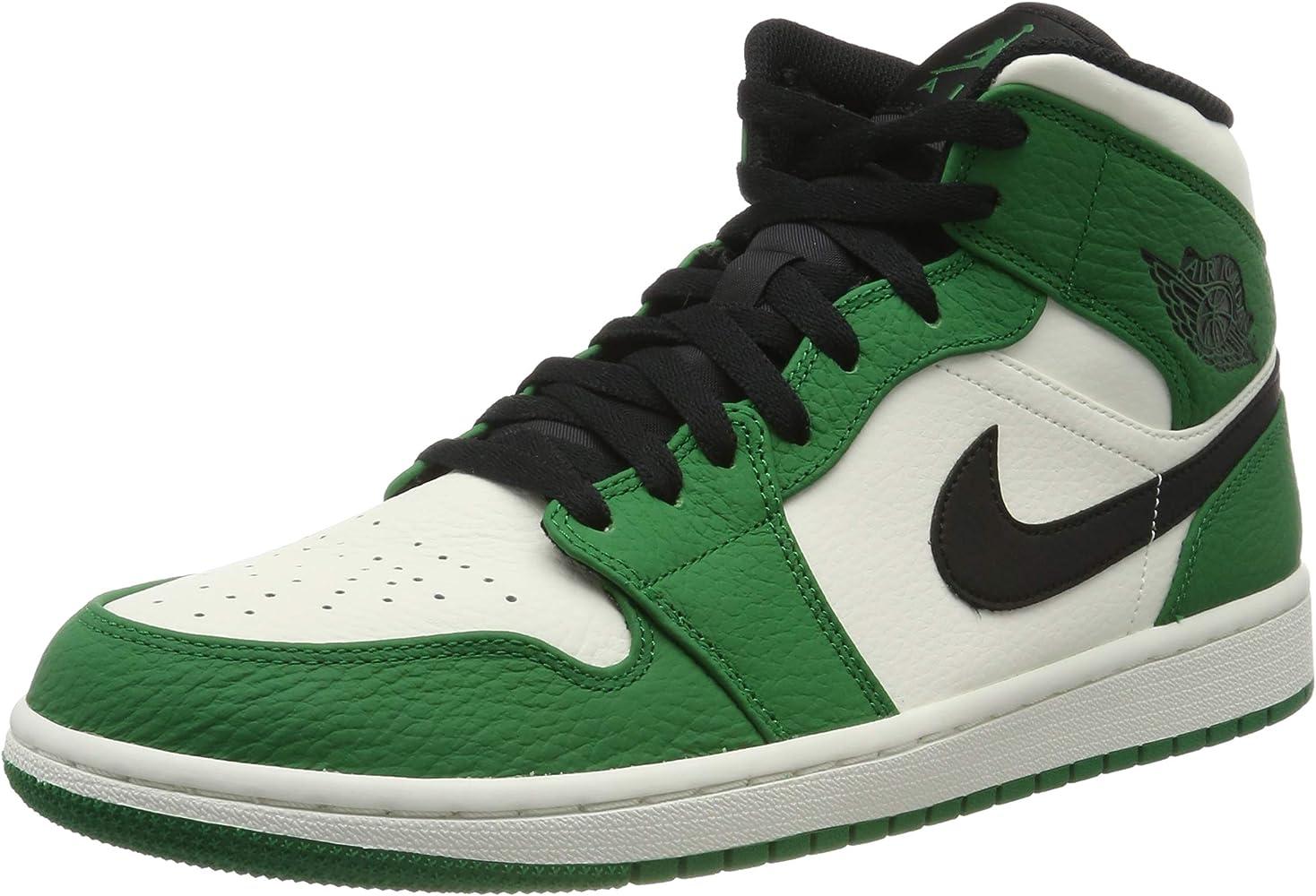 air jordan 1 low se green
