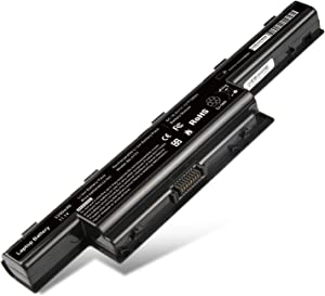 Laptop Battery fit Gateway NE56R NE56R31U NE56R41U NV53A NV53A24U NV55C NV55C03U NV59C [6-Cell 5200mAh/56Wh] - High Performance -Futurebatt