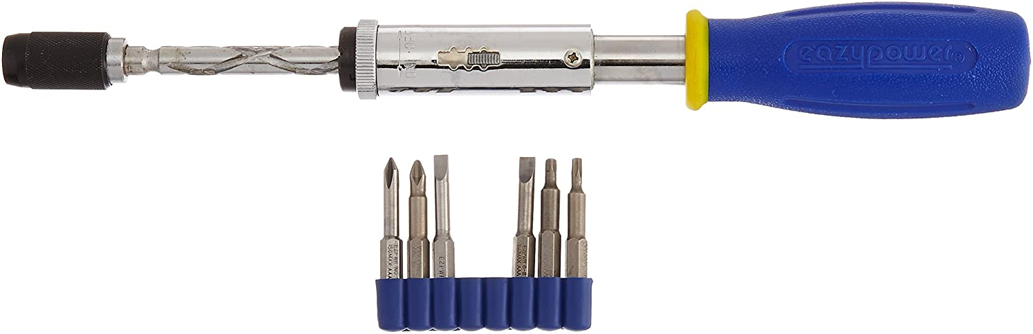 Eazypower 30481 1-Pack 10mm Full Handle Magnetic Screwsetter Screwdriver