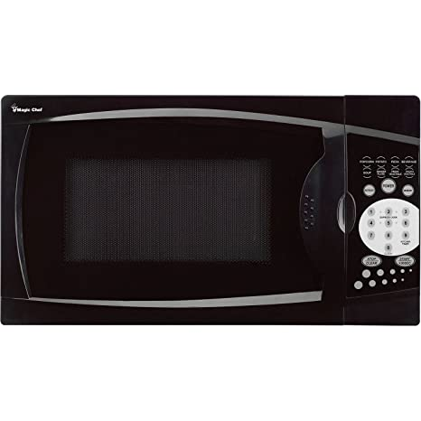 Amazon.com: Magic Chef mcm770b .7 pies cúbicos 700-watt ...