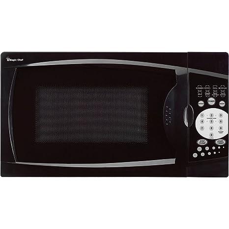 Amazon.com: Magic Chef mcm770b .7 pies cúbicos 700-watt ...