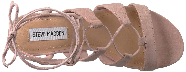 d83472e3a8f Steve Madden Women s Chely Gladiator Sandal  Amazon.co.uk  Shoes   Bags