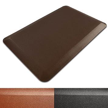 casa pura kitchen mat antifatigue standing comfort mat nonslip memory - Anti Fatigue Kitchen Mats