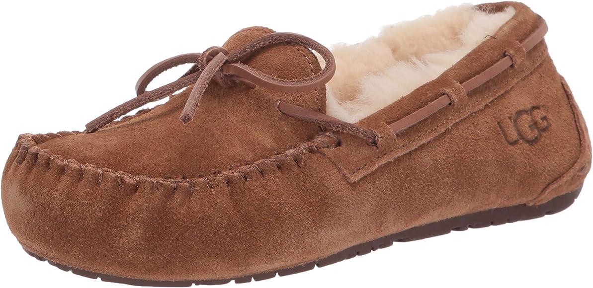 Amazon.com | UGG Kid's Dakota Slippers