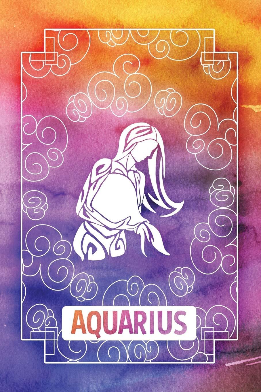 Aquarius: Zodiac Journal The Water Bearer Horoscope Lined