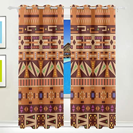 Vektorgrafik Afrikanischen Muster Afrikanische 11