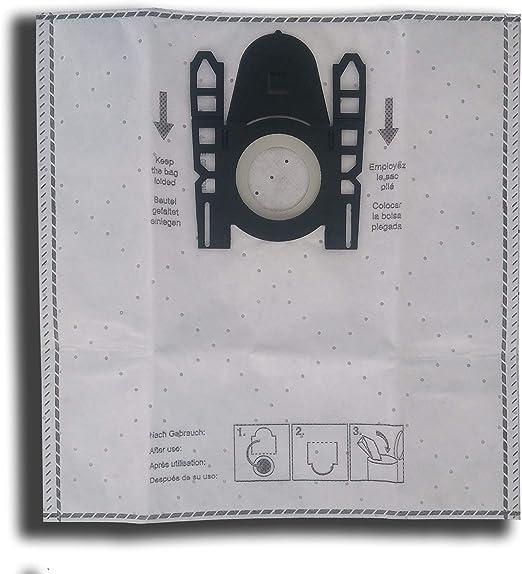 10 bolsas para aspiradoras Bosch tipo G, BGL25A100, BGL3A117A ...