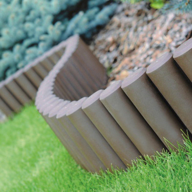 Prosper Plast ipal5-r624/270/x 24/cm Garten Palisade/ /Terracotta