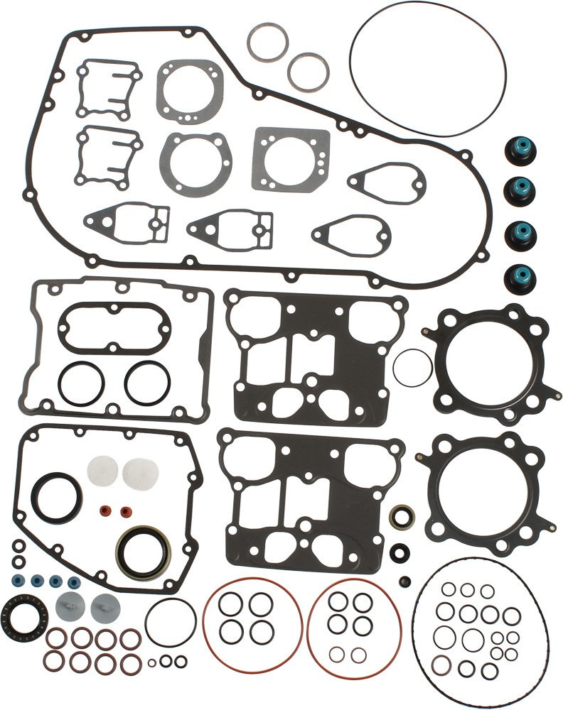 Cometic C9777F Complete Gasket Kit (Extreme Sealing Technology)