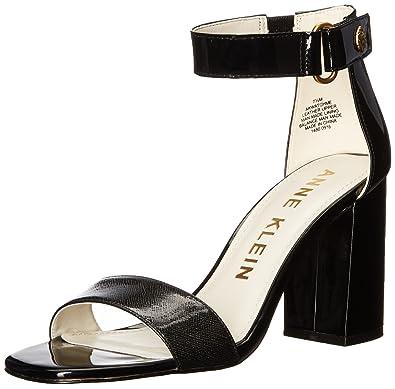 e8bf907bfd0 Anne Klein Women s Watchme Patent Dress Sandal