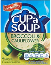 Batchelors Cup a Soup Creamy Broccoli & Cauliflower (4 per pack - 101g)