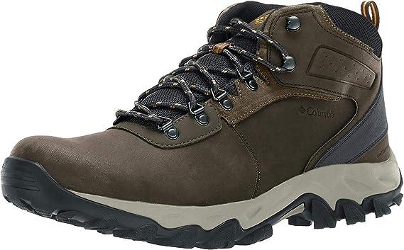 Columbia Men's Newton Ridge Plus II Waterproof Hiking Boot