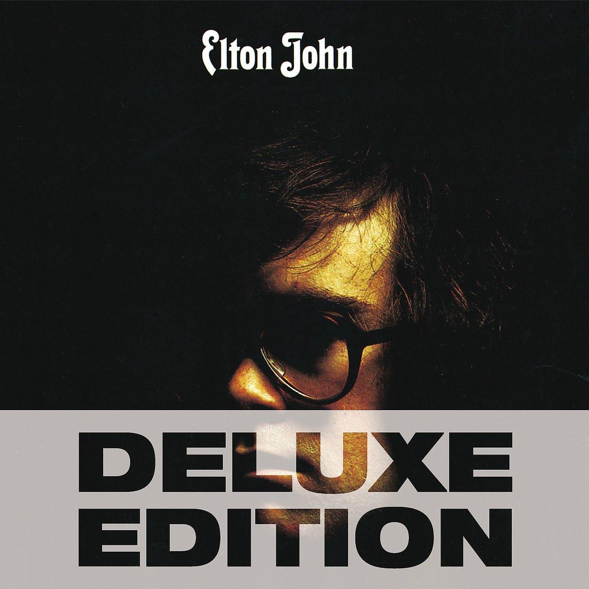 CD : Elton John - Elton John (Bonus Tracks, Deluxe Edition, Expanded Version, Remastered, Digipack Packaging)