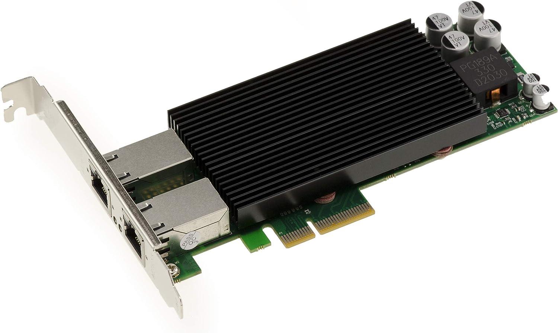 Power Over Ethernet PoE 30W KALEA-INFORMATIQUE Carte 2 Ports Gigabit Ethernet sur Port PCIe 4X Intel JL82576EB