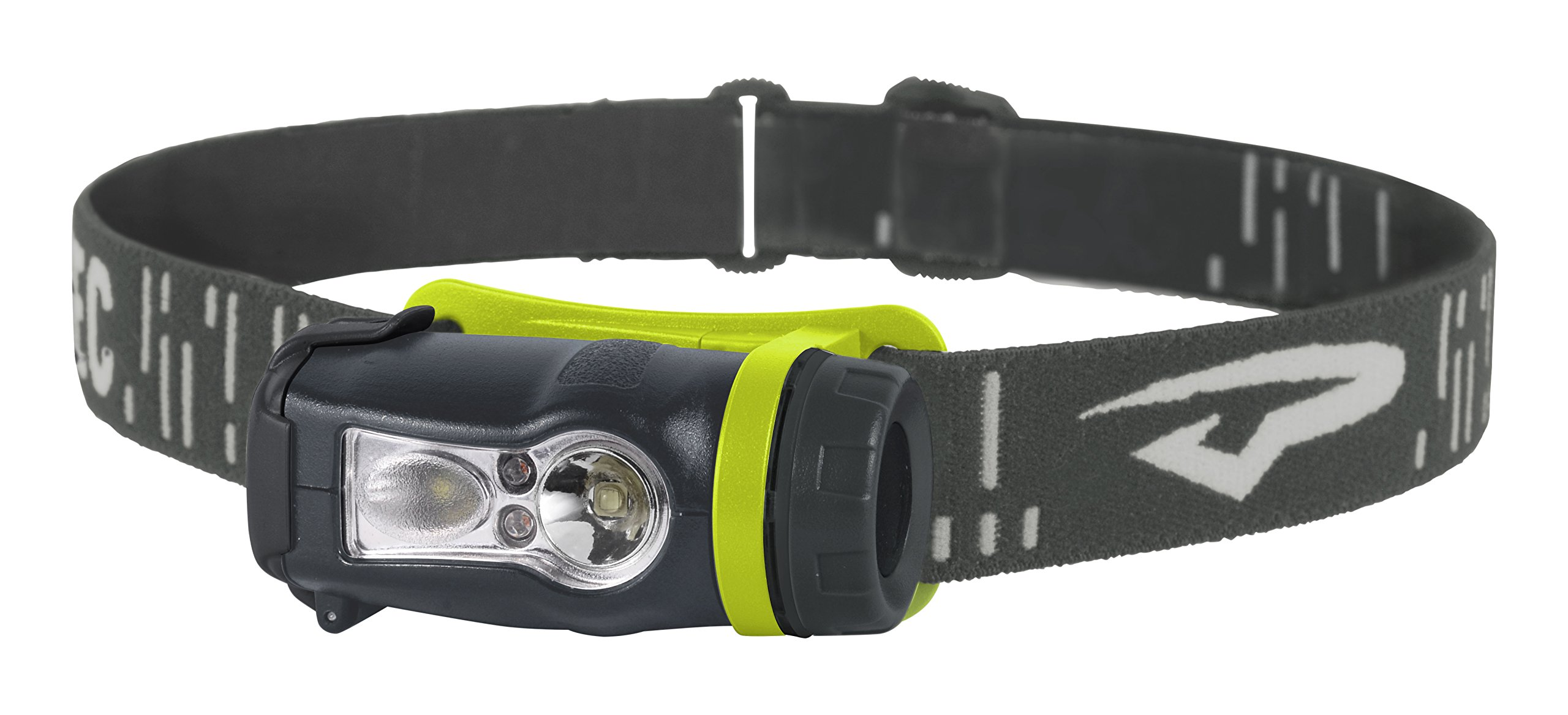 Princeton Tec Axis Rechargeable Headlamp (250 Lumens, Green/Gray) by Princeton Tec
