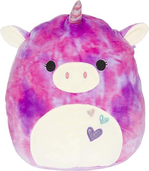 Amazon.com: Squishmallow Edición limitada unicornio con ...