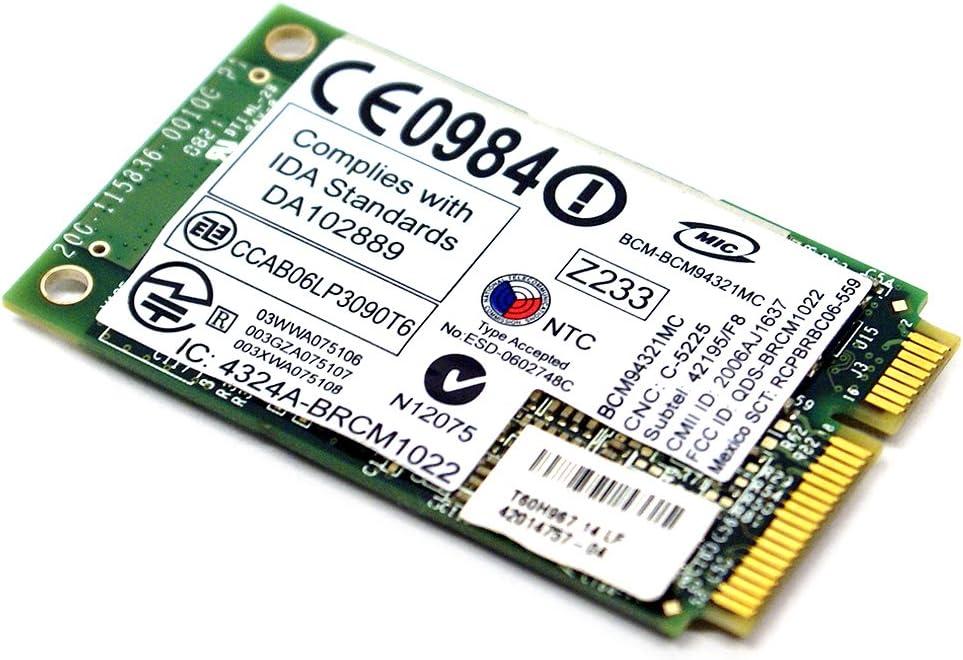 Dell Inspiron 1318 Wireless Card Wifi Mx846