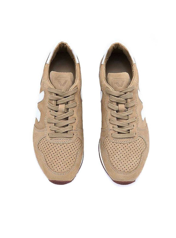 ca84100ed1f41 Zapatillas Mujer Veja Holiday Bastille Camel 41 Desert White  Amazon.es   Zapatos y complementos