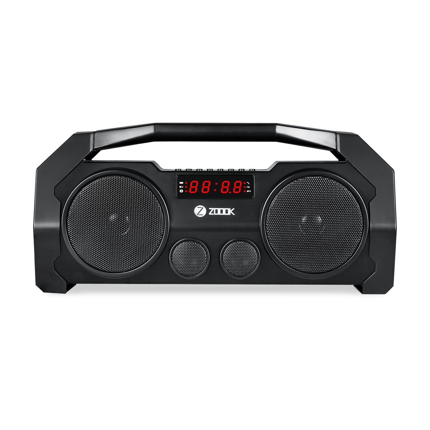 Zoook Rocker Boombox+ 32W Bluetooth Speaker with