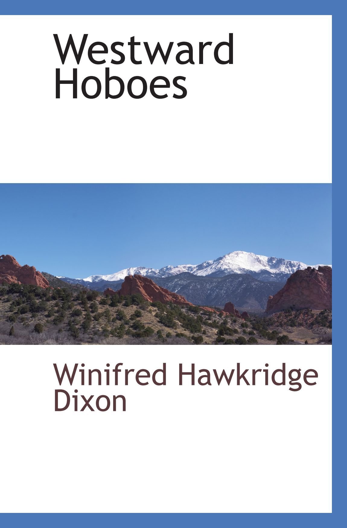 Westward Hoboes pdf epub