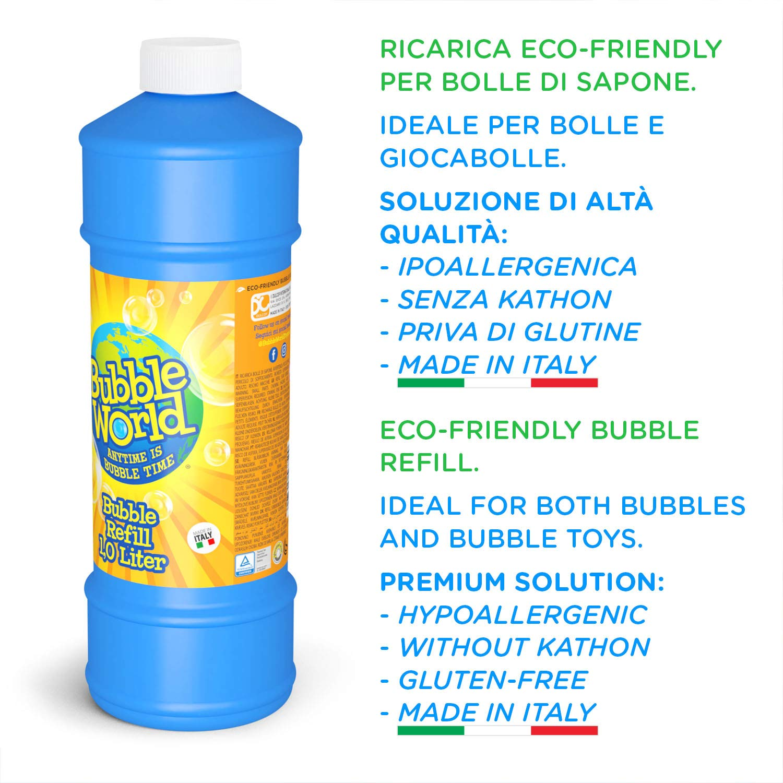 Dulcop- Bidón de jabón Profesional para Burbujas, 2.5 litros (103.468500)