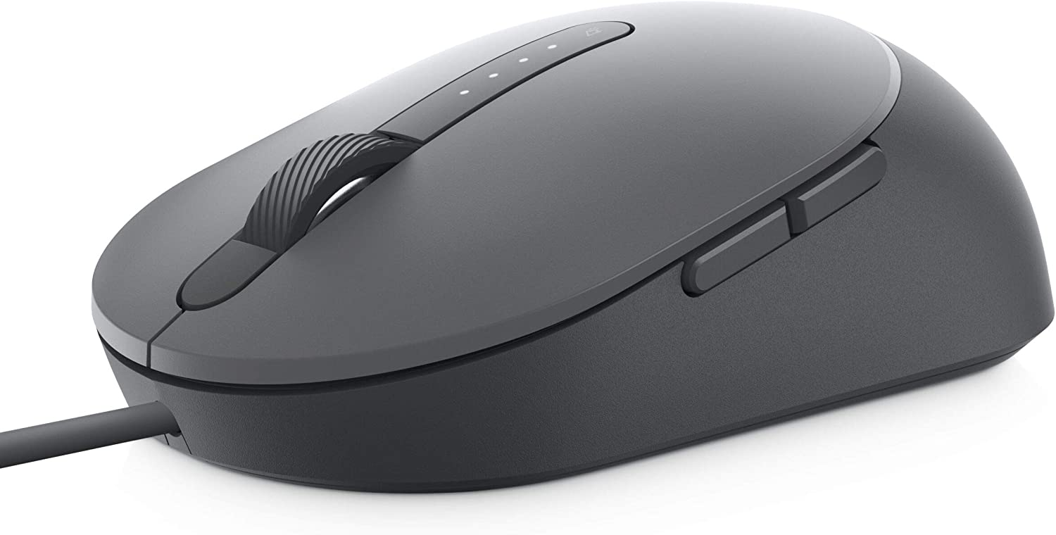 Dell Laser Wired Mouse MS3220 Titan Gray