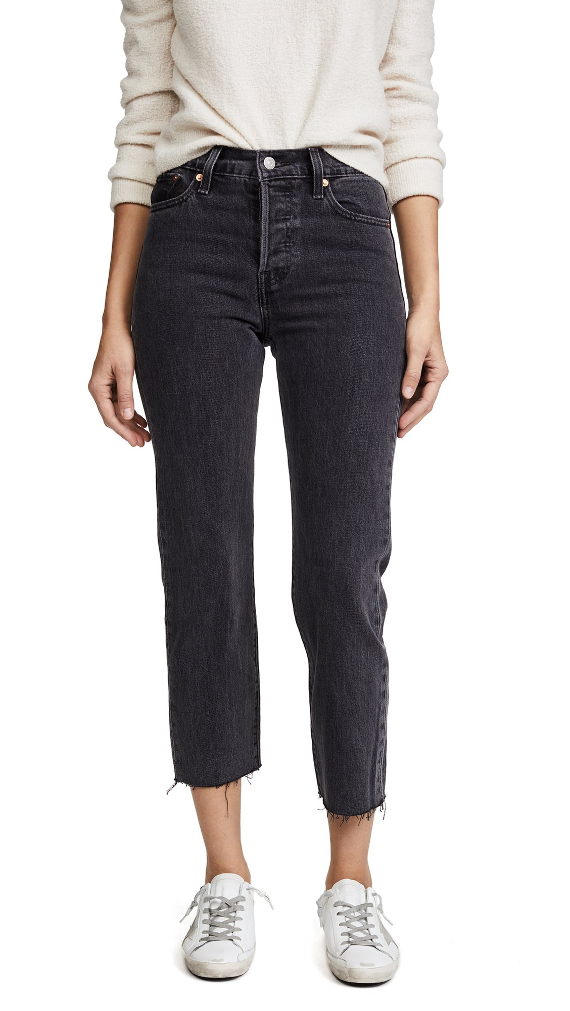 Levi's Women's Wedgie Straight Jeans, That Girl, 24